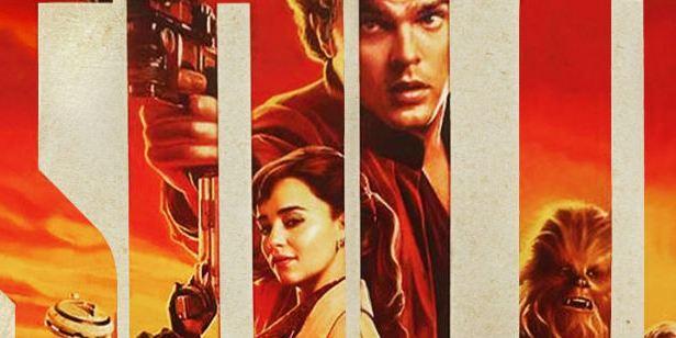 'Han Solo: Una historia de Star Wars' es acusada de plagio por los pósteres