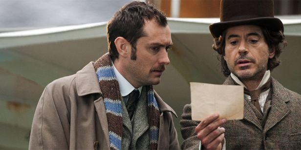 'Sherlock Holmes 3': Robert Downey Jr. sigue queriendo hacer una tercera parte de la saga