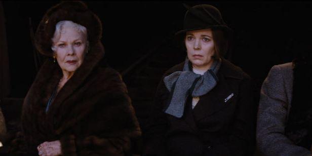 'Asesinato en el Orient Express': Judi Dench habla sobre lo que significa trabajar con Kenneth Branagh en este vídeo en EXCLUSIVA