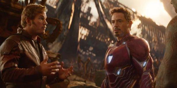 """'Vengadores: Infinity War': Chris Pratt promete que será """"la película más grande de todos los tiempos"""""""