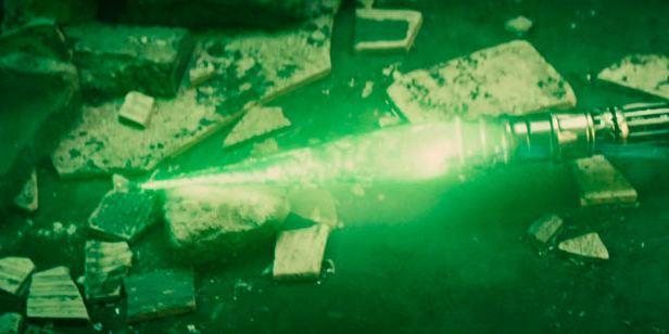 'Batman v Superman': Zack Snyder explica con una imagen religiosa por qué Bruce Wayne usa una lanza de kryptonita