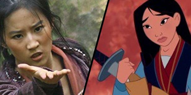 'Mulan': Quién es quién en la película de acción real de Disney