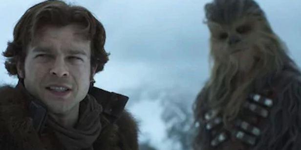 Los guionistas de 'Han Solo: Una historia de Star Wars' explican cómo maneja el guión los rugidos de Chewbacca