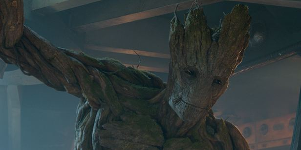 'Guardianes de la Galaxia': Uno de los momentos más bonitos de Groot está inspirado en 'El Doctor Frankenstein'