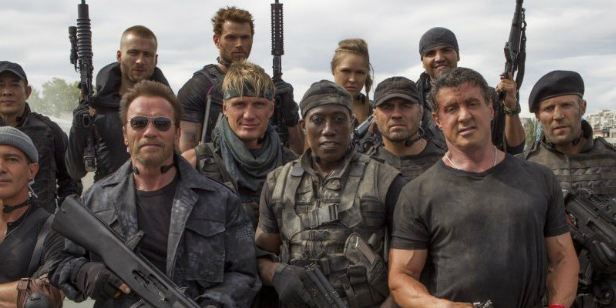 'Los mercenarios 4' comenzará su rodaje a principios de 2019