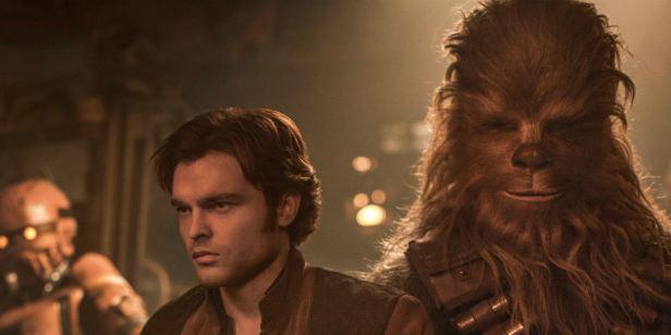 'Star Wars': El Chewbacca real intentó salvar a Harrison Ford durante su accidente en el Halcón Milenario