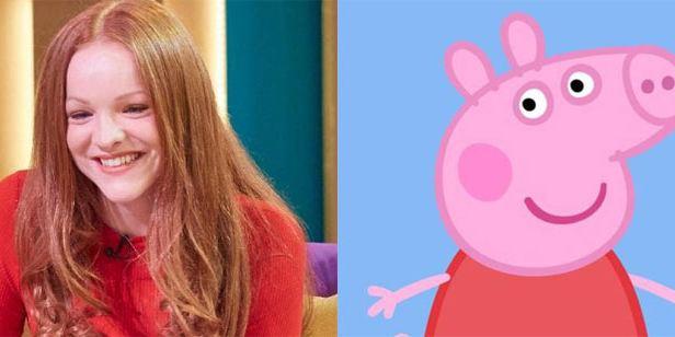 La voz de 'Peppa Pig' cobra 1800 dólares a la hora y podrá convertirse en millonaria a los 21 años