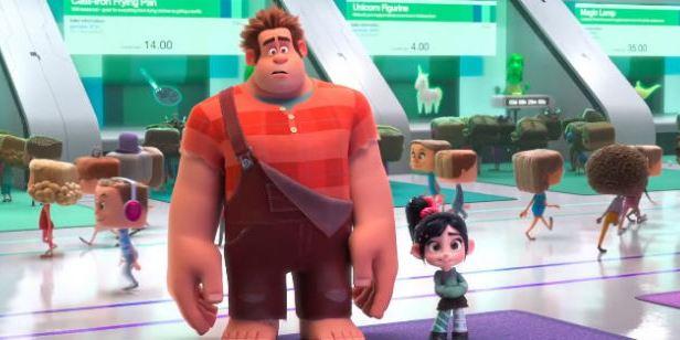 'Ralph rompe Internet': Primera imagen de las princesas Disney reunidas