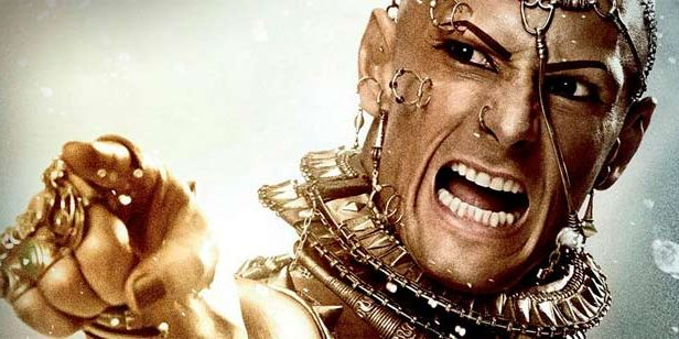 '300': El actor que dio vida a Jerjes ahora triunfa en televisión