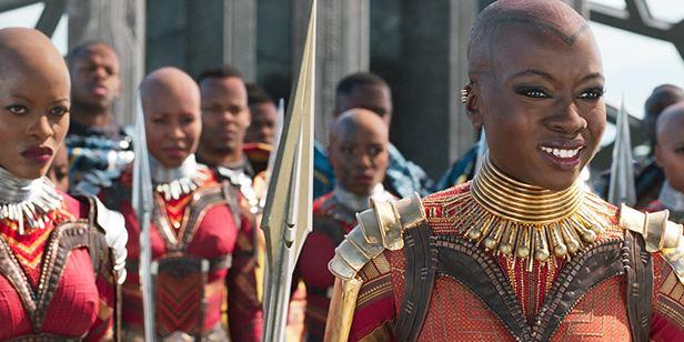 El Universo Cinematográfico de Marvel ordenado según el tiempo en pantalla de sus personajes femeninos