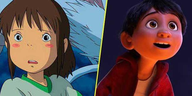 Las 20 mejores películas de animación según IMDb