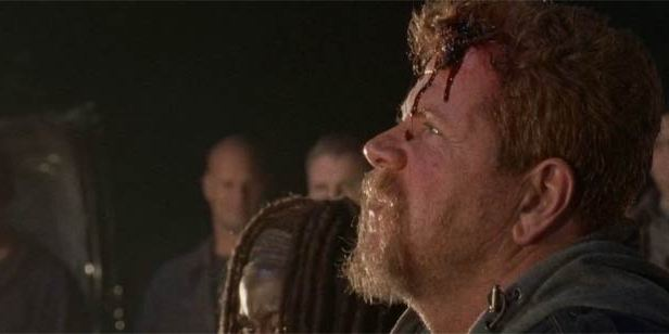 "Michael Cudlitz (Abraham) reacciona a su ""aparición"" en 'Fear The Walking Dead'"