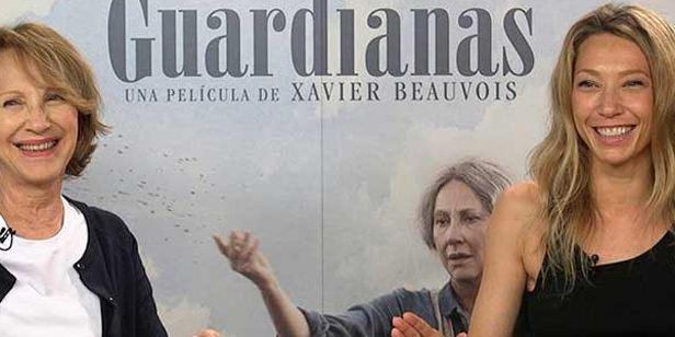 """Nathalie Baye: """"Las guardianas' es un himno por las mujeres"""""""