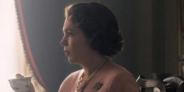 'The Crown': Primera imagen de Olivia Colman como la Reina Isabel II
