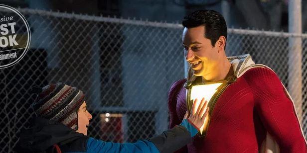 Shazam! podría formar parte de la Liga de la Justicia en futuras películas del Universo DC