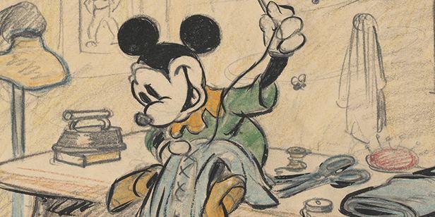 'Disney. El arte de contar historias': Así es la exposición sobre el origen de algunas películas del estudio