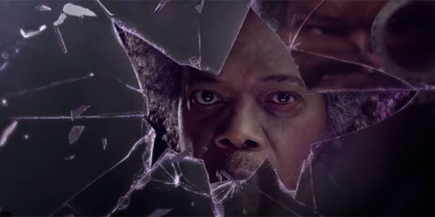 'Glass': Samuel L. Jackson protagoniza el nuevo 'teaser' de la secuela de 'El protegido'