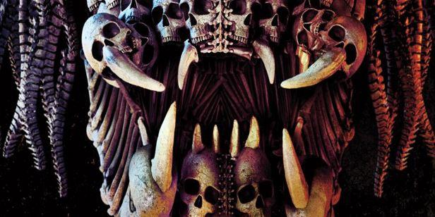 'Predator': Las calaveras protagonizan el nuevo póster de la película