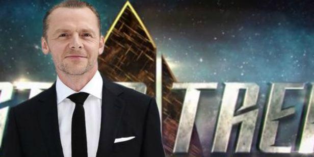 'Star Trek': Simon Pegg cree que la nueva entrega tardará cinco años en hacerse