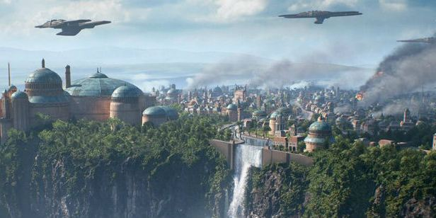 'Star Wars: Episodio IX': Nuevas pistas sobre las localizaciones del filme