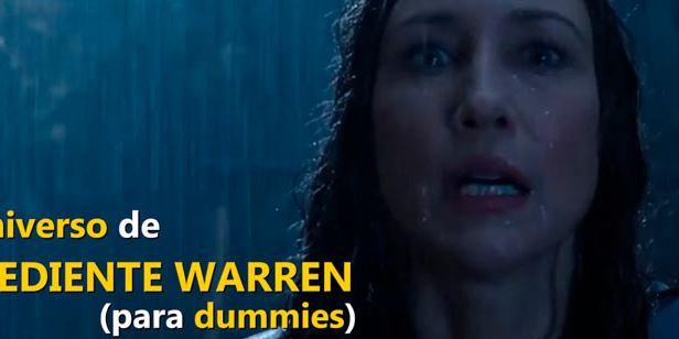 El universo de 'Expediente Warren' (para 'dummies')