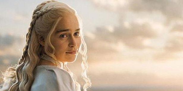 Emilia Clarke tiene claro lo que quiere llevarse del set de 'Juego de Tronos'