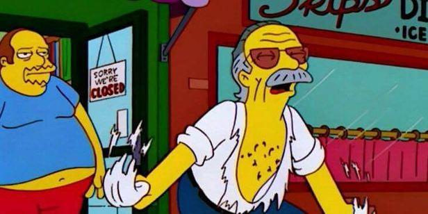 El cameo de Stan Lee en 'Los Simpson', uno de los momentos más divertidos de su carrera