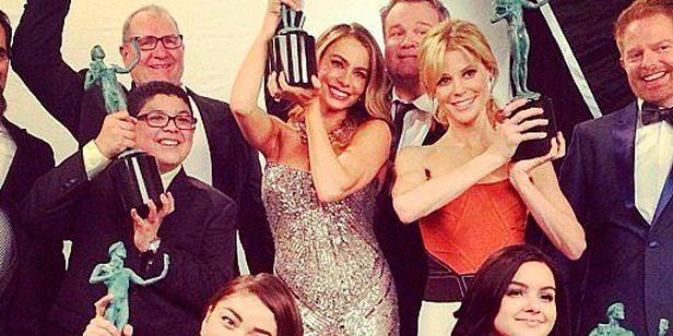 ¿Se llevan bien los actores de 'Modern Family' tras 10 años de rodaje?