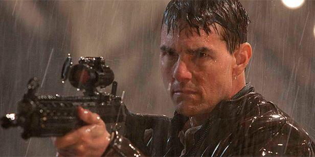 Han sustituido a Tom Cruise en 'Jack Reacher' por ser un poco bajito
