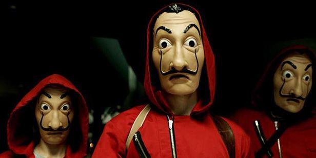 'La casa de papel', la primera serie española con un Emmy Internacional