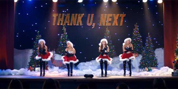 Todas las películas a las que homenajea el videoclip 'Thank u, next' de Ariana Grande