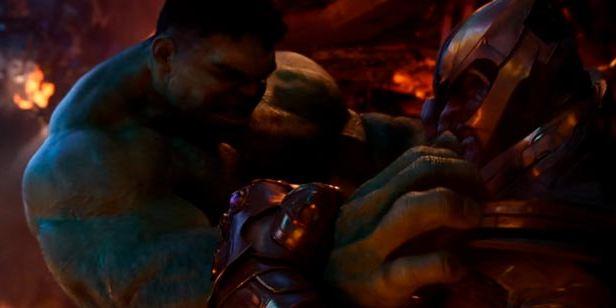 'Vengadores: Infinity War': Los directores explican por qué Thanos consigue vencer a Hulk