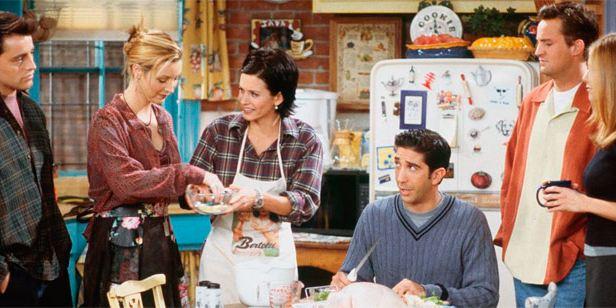 Tramas de 'Friends' que bajan el nivel de la serie