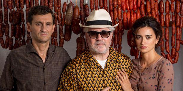 'Dolor y Gloria': Primeras imágenes de lo nuevo de Almodóvar