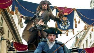 'Piratas del Caribe 4', viento en popa a toda vela en la taquilla española