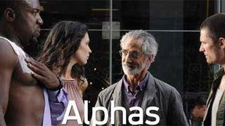 Syfy renueva 'Alphas' por una segunda temporada