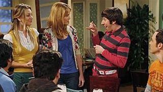 'The Big Bang Theory': ¡¡Primeras imágenes de la novia de Raj!!