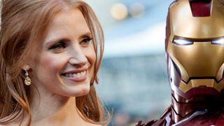 'Iron Man 3': Jessica Chastain negocia para unirse al reparto