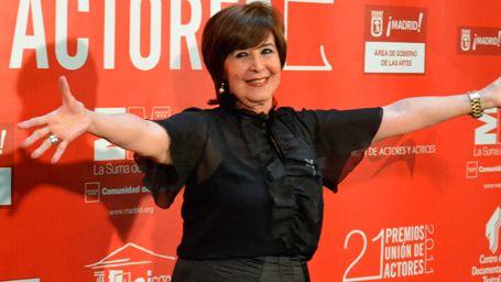 Y el Goya de Honor 2013 es para… ¡Concha Velasco!