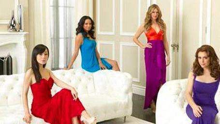'Mistresses' y otras 10 series adaptadas de la televisión británica