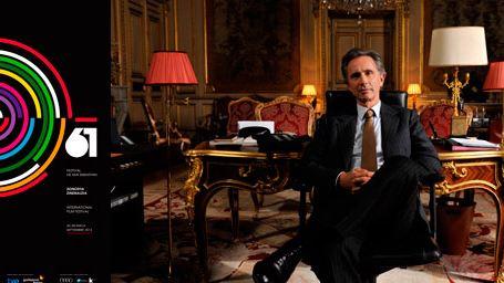 Festival de San Sebastián día 5: Bertrand Tavernier satiriza la política francesa en 'Quai D'Orsay'