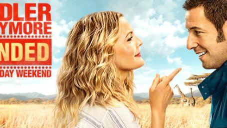 'Blended': primer tráiler con Drew Barrymore y Adam Sandler