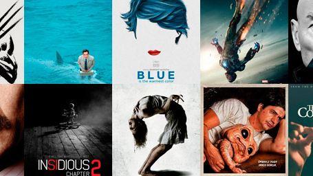 Los mejores carteles cinematográficos del 2013