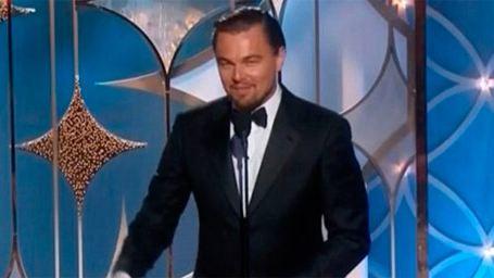 El chiste contra Leonardo DiCaprio y otras curiosidades de los Globos de Oro