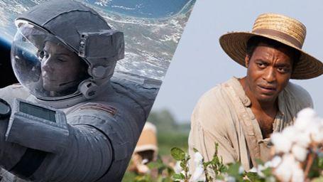 '12 años de esclavitud' y 'Gravity', las grandes vencedoras de los BAFTA 2014