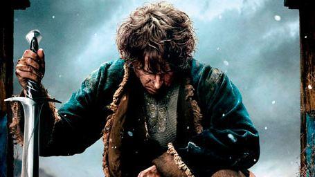 'El hobbit: La batalla de los cinco ejércitos': Bilbo Bolson protagonista del nuevo póster