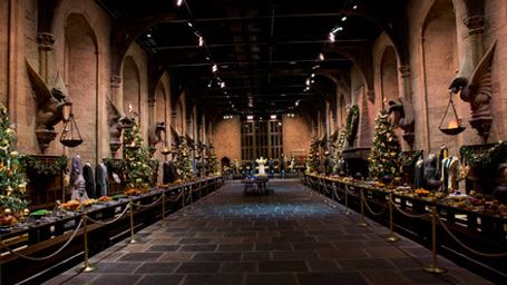 El Warner Bros Studio de 'Harry Potter' en Londres se engalana para Navidad
