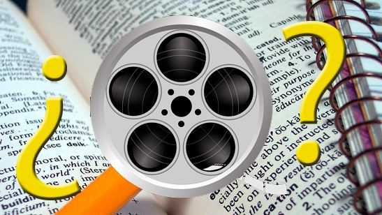 20 términos de cine que provocan confusiones