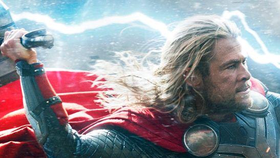 'Capitán América: Civil War': ¿Podría otro superhéroe levantar el martillo de Thor?