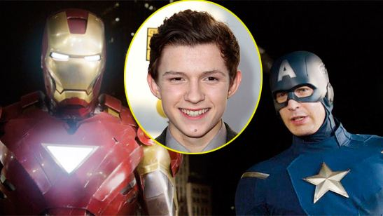 'Spider-Man': Tom Holland hizo pruebas con Robert Downey Jr. y Chris Evans antes de obtener el papel
